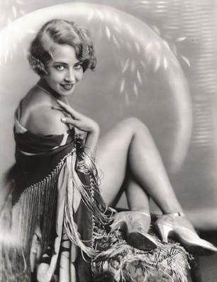 Doris Eaton Travis sobre 1920.