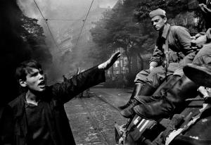 Praga agosto de 1968. Josef Koudelka / Magnum©