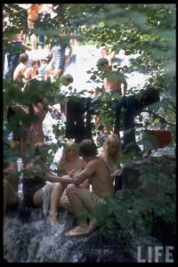 Woodstock, 1969.
