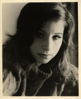Barbra Streisand en 1960.