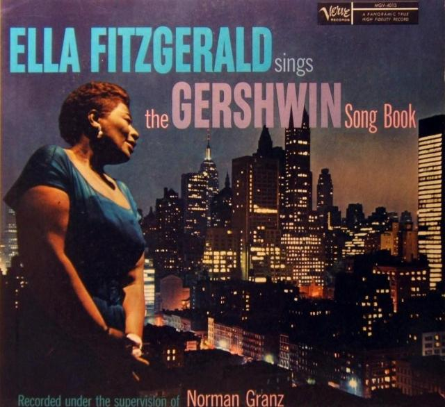 Ella Fitzgerald Sings the George and Ira Gershwin Songbook