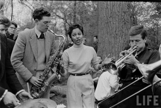 Dorothy Dandridge en 1956
