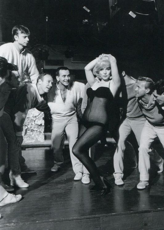 Marilyn Monroe in Let's make love A
