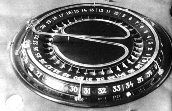 Ruleta creada por Strauss y su socio Perlo.