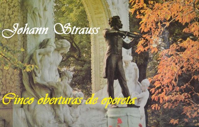 Johann Strauss. Cinco
