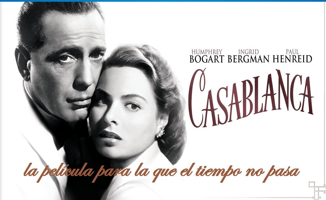 Casablanca: la película para la que el tiempo no pasa – MÚSICA DE COMEDIA Y  CABARET