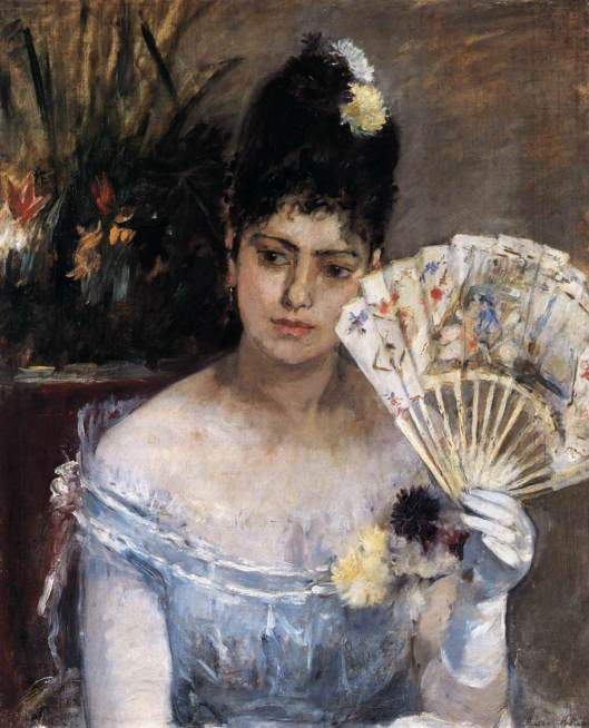 Berthe Morisot, At the Ball, 1875