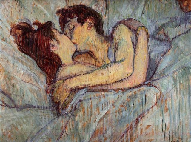 Beso_Lautrec