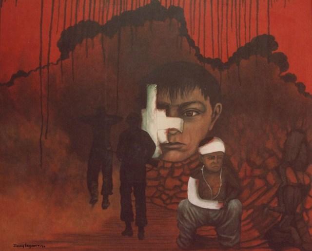 1-Humanity Bleeds