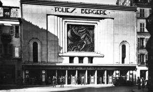 El Folies Bergère en 1926.
