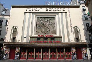 El Folies Bergère en la actualidad.
