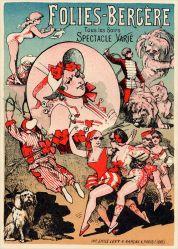 Afiche de Alfred Choubrac.