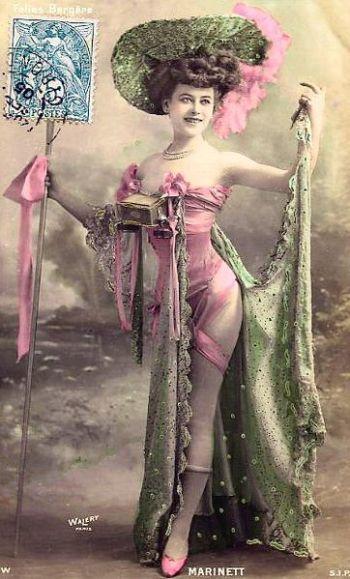 Jeanne Marinette.