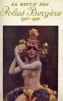 Cartel de la revista Folies de 1925.