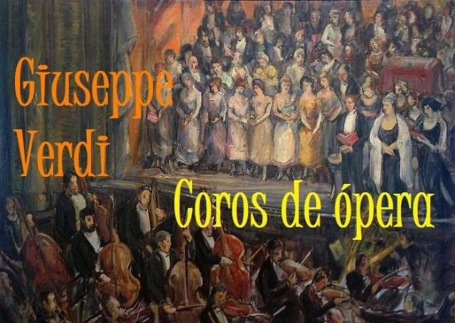 Verdi coros