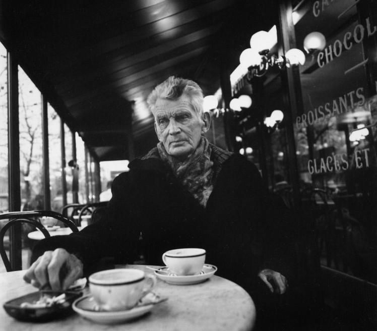 Cenando con Beckett
