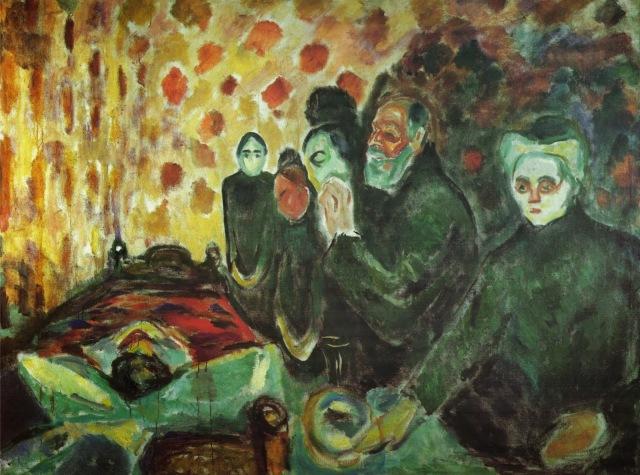 Edvard Munch - 1915