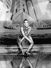 Joséphine Baker bailando el charlestón (1926).