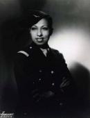 Joséphine Baker en 1945.