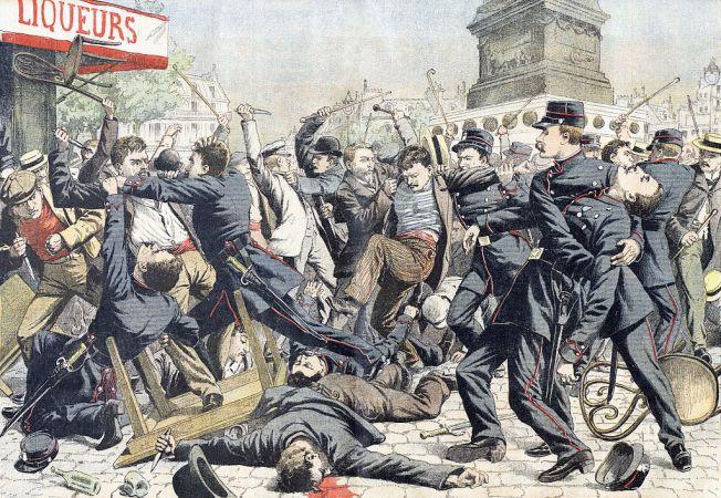 portada-de-la-revista-le-petit-journal-de-1904-enfrentamiento-entre-la-policia-y-los-apaches