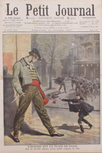 portada-de-la-revista-le-petit-journal-de-1907-el-apache-es-la-plaga-de-paris-dice-la-leyenda