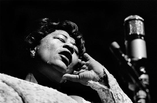 Ella Fitzgerald en París en 1960