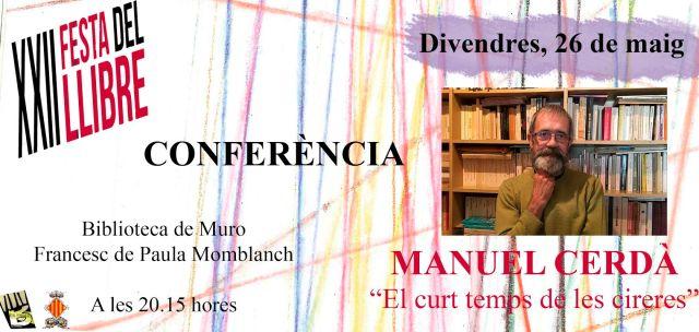 Flyer Festa Llibre
