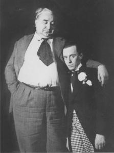 Kurt Gerron y Curt Bois. El primero murió en las cámaras de gas del campo de exterminio de Auschwitz en 1944. El segundo se exilió a Estados Unidos en 1934.