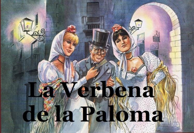 La Verbena de la Paloma (1958)